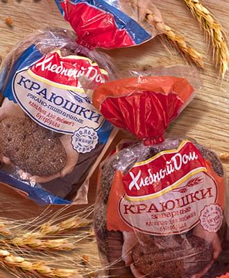 Этикетки на хлеб