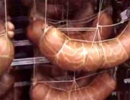 Коллагеновые колбасные оболочки в производстве