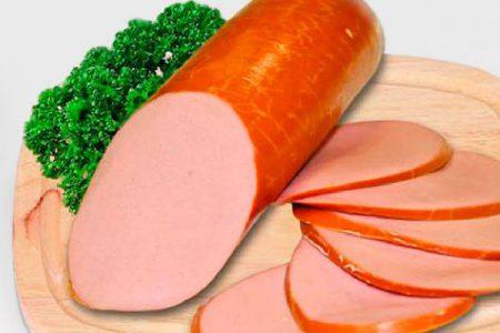 Полиамидная оболочка для варено-копченых колбас Слава-Люкс тип R