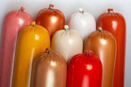 Многослойная оболочка для вареных колбас и паштетов Биолон LT