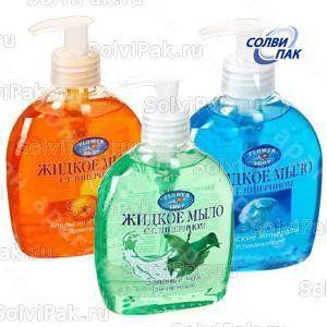 Для мыла этикетки