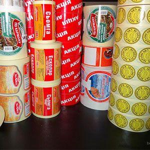 изготовление полипропиленовых этикеток в солвипак