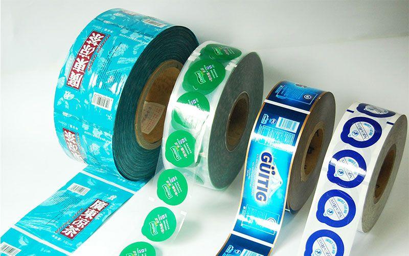 печать пвх sleeve этикеток