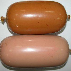 Полиамидная проницаемая оболчка для варёных колбас Биолон Смок
