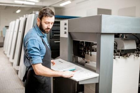 Технолог/оператор цифровой печатной машины